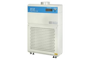 簡易陰圧装置「排気HEPAフィルター」